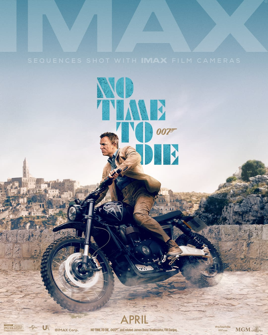 """New """"No Time To Die"""" Behind-The-Scenes Featurette Teases Story Details"""