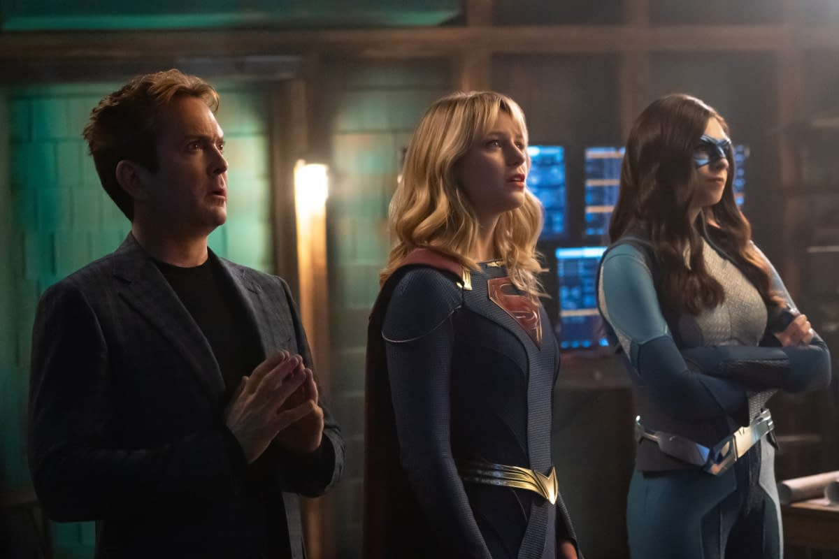 """""""Supergirl"""" Season 5 """"It's a Super Life"""": Mxyzptlk's """"Gift"""" Not As Wonderful As Kara Thought [PREVIEW]"""