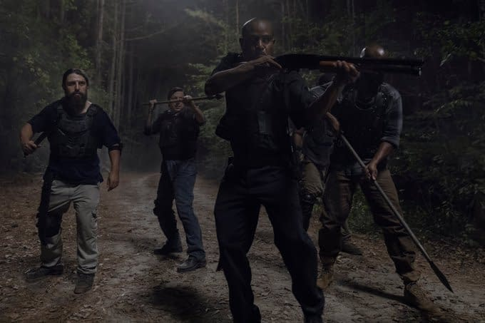 """""""The Walking Dead"""": See What You Started, Melissa McBride? More Season 10 Preview Images"""