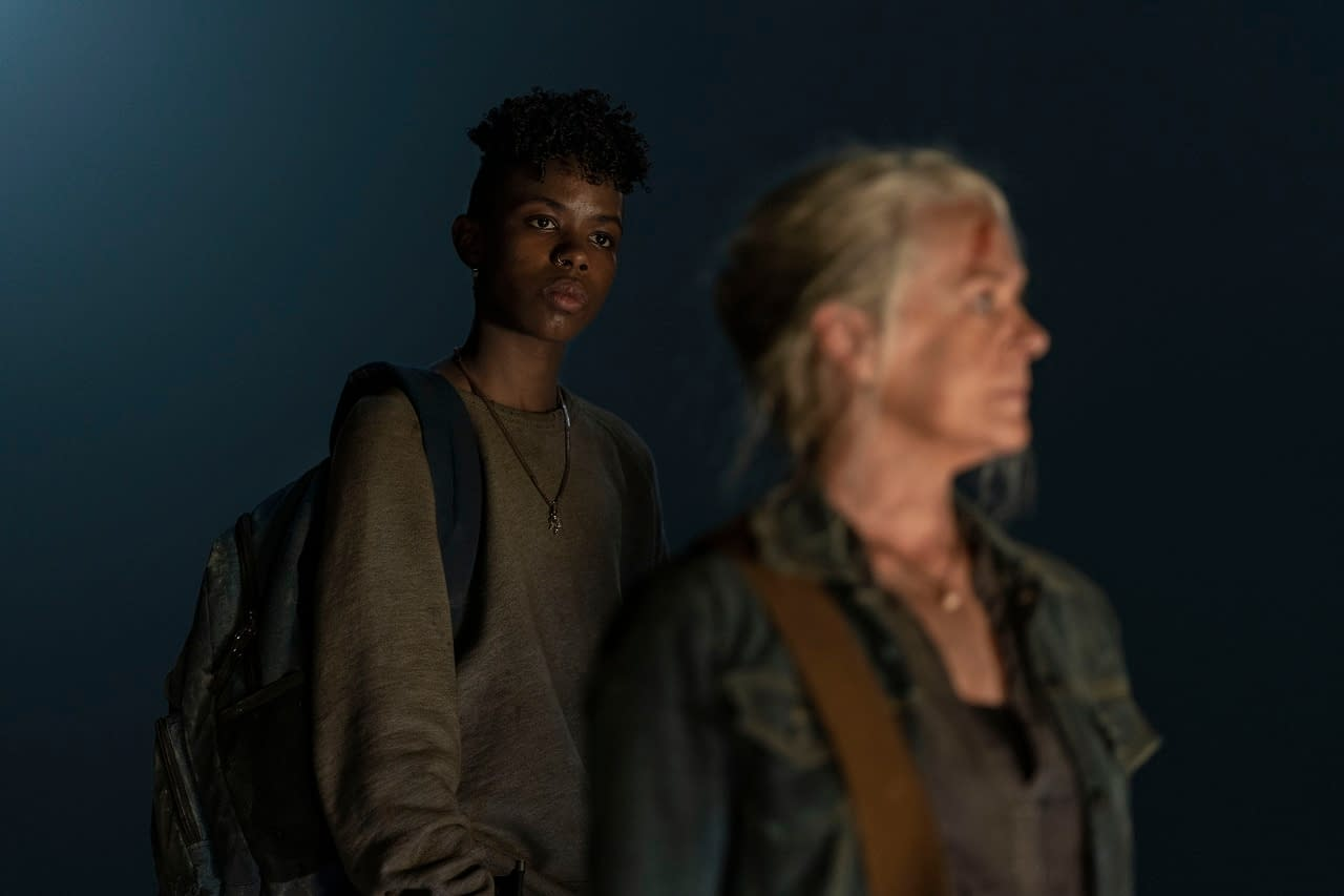 """""""The Walking Dead"""" Season 10b: The Whisperers War Rages on All Fronts [PREVIEW IMAGES, TEASER]"""