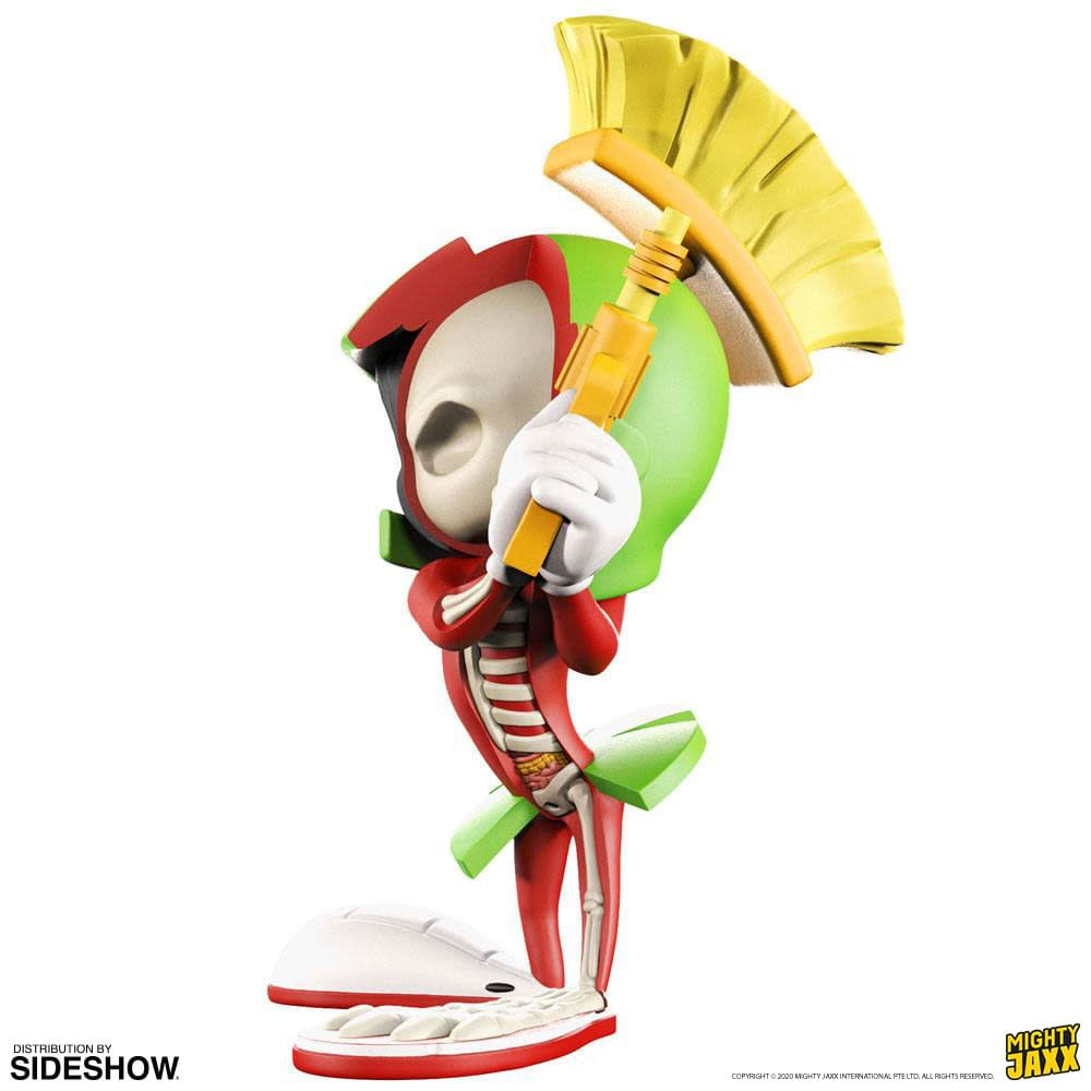 Looney Tunes Get Anatomical with New Mighty Jaxx Statues