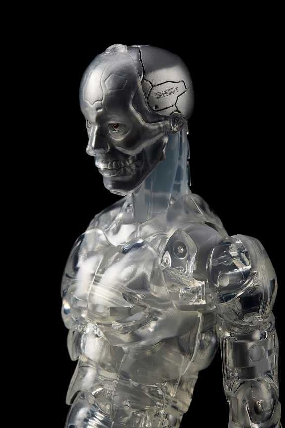 """""""Biomega"""" Synthetic Humans Come to Life from 1000 Toys"""