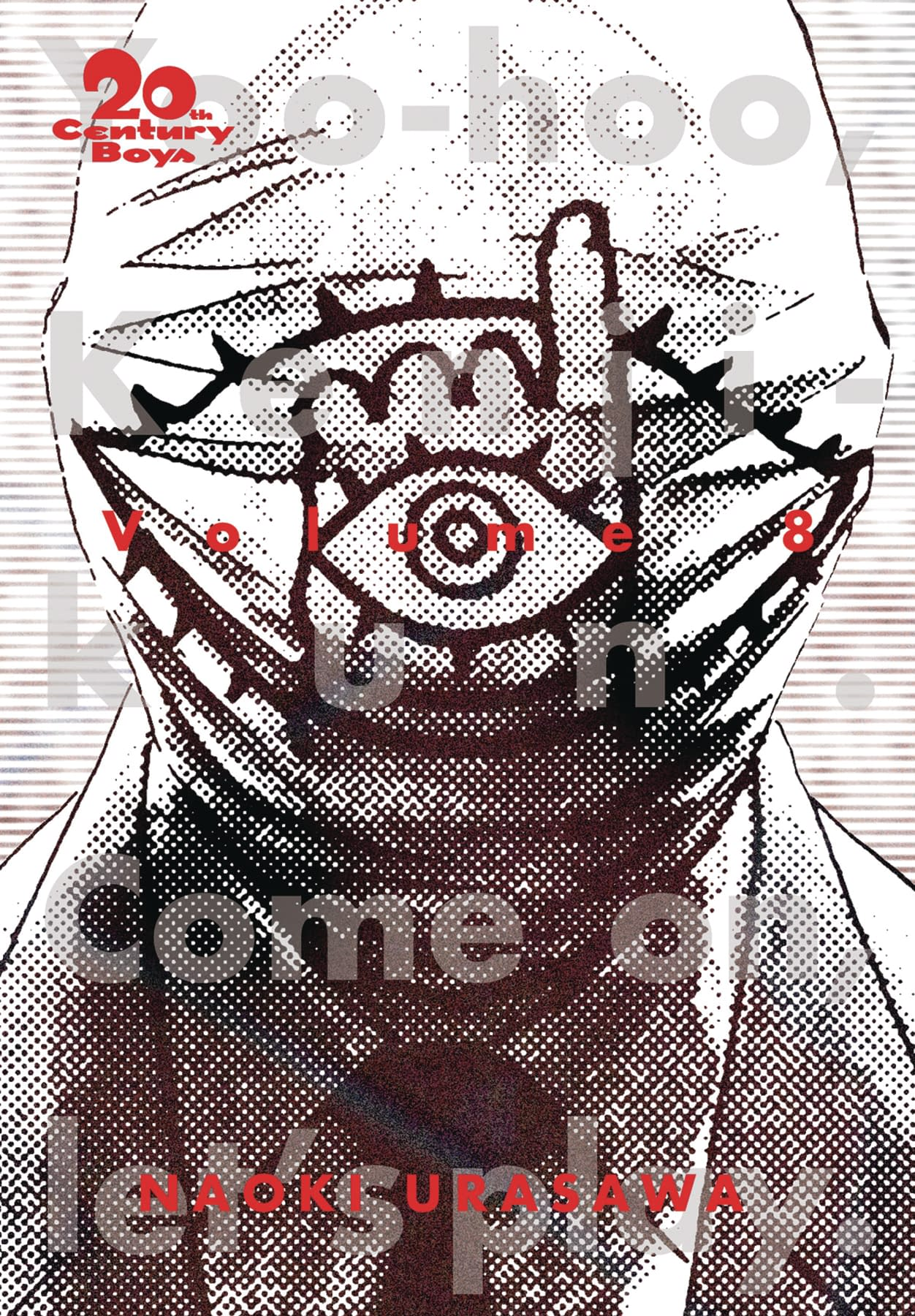 20TH CENTURY BOYS TP VOL 08 PERFECT ED URASAWA