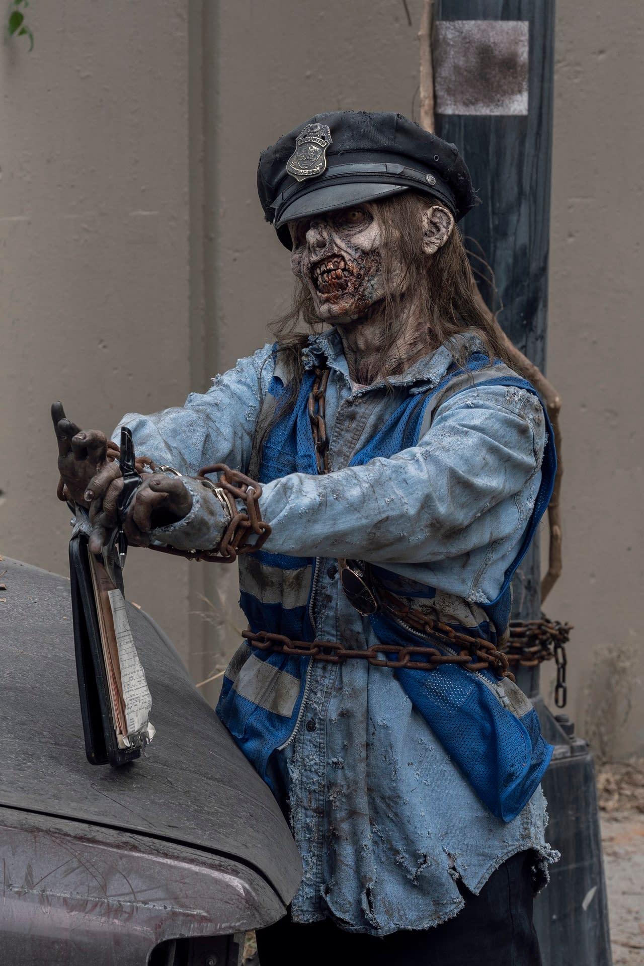 The Walking Dead _ Season 10, Episode 14 - Photo Credit: Jace Downs/AMC