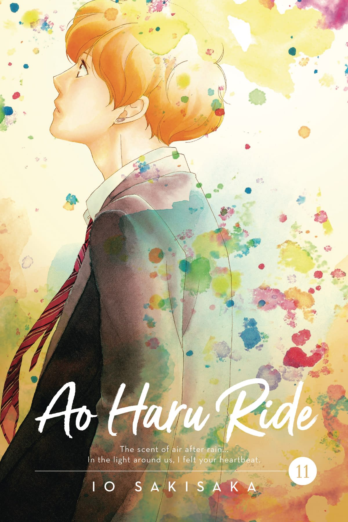 AO HARU RIDE MANGA GN VOL 11