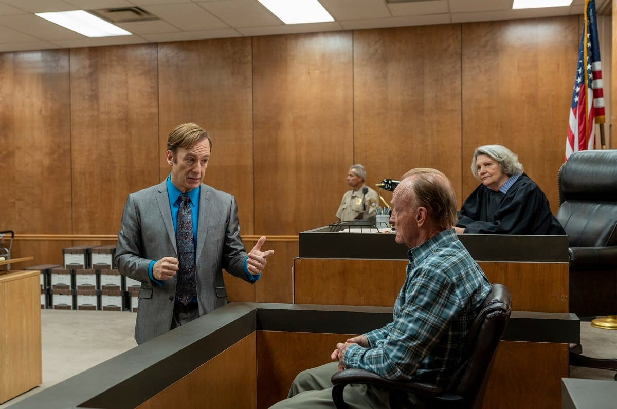 """""""Better Call Saul"""" Season 5 """"Namaste"""": Saul Learns If You Hold It Too Long, You Get """"Kidney Stone'd"""" [PREVIEW]"""