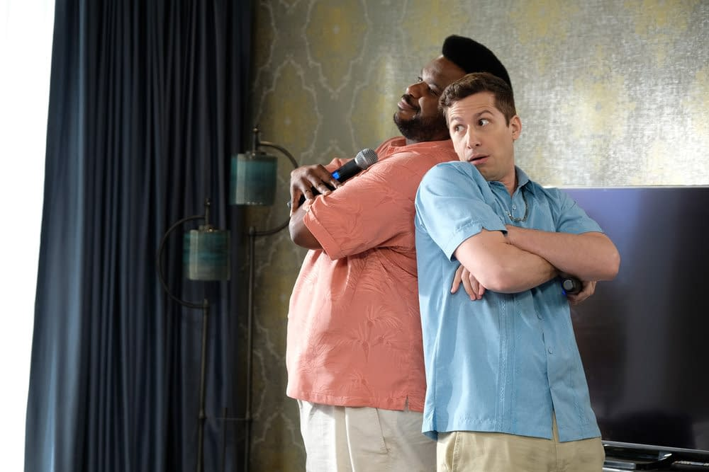 """Brooklyn Nine-Nine"" Season 7 ""The Takedown"": Doug Judy/Jake Bromance Made Us Swoon [SPOILER REVIEW]"