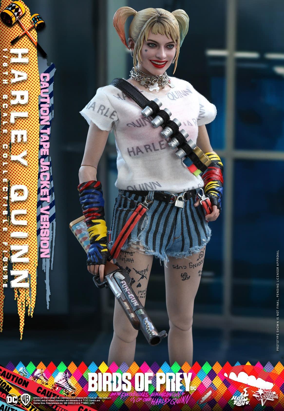 Harley Quinn Gets A New