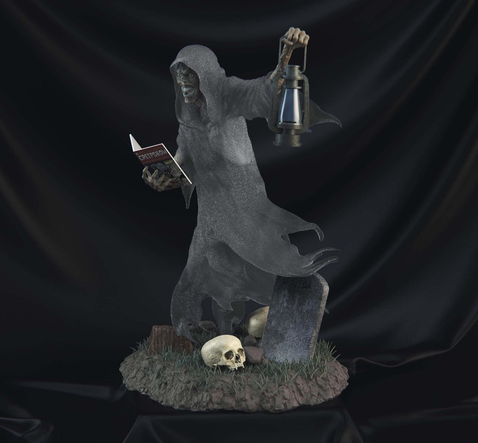 Incendium-Creepshow-Statue-002