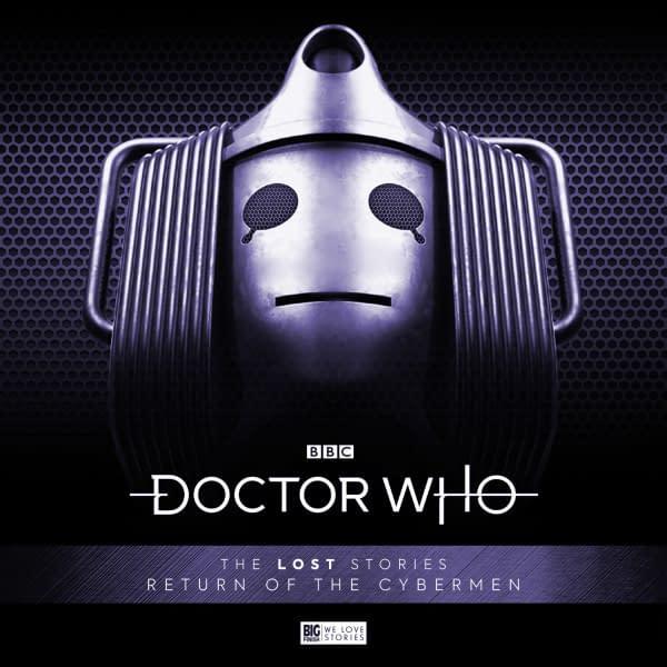 """Doctor Who"": Big Finish Teases ""Lost"" Tom Baker/Cybermen Story Adapt"