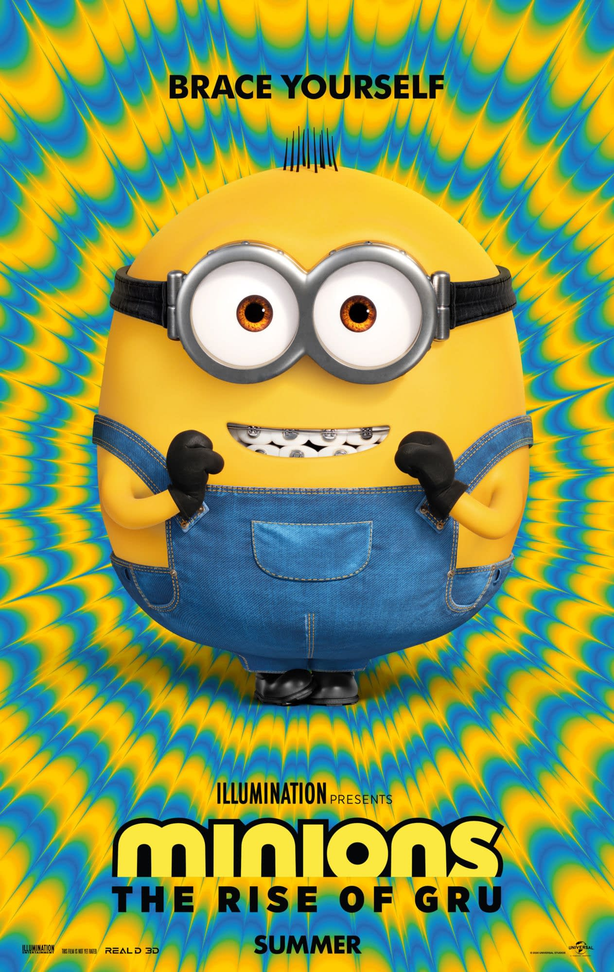 """""""Minions: The Rise of Gru"""" Pulled from its Early July Release Date Due to Coronavirus"""