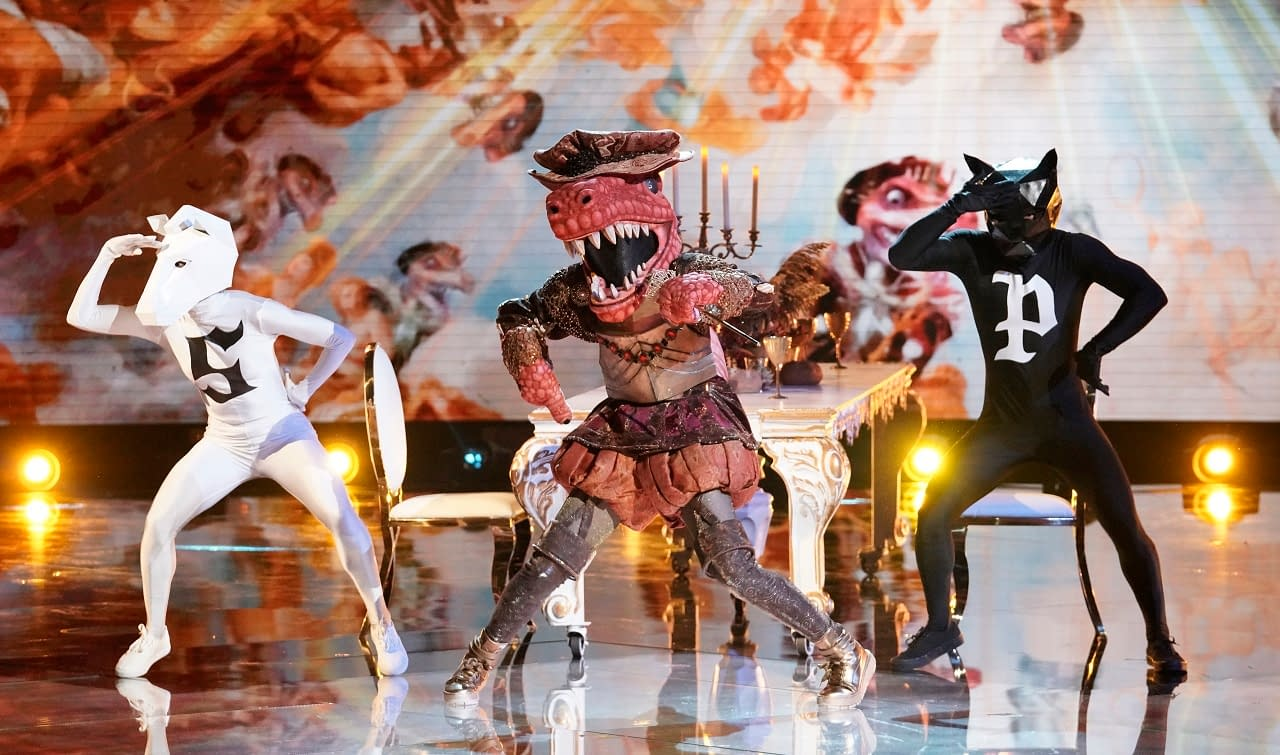 """""""The Masked Singer"""" Reveals """"Bella"""" Of Group C Ball [SPOILER REVIEW]"""