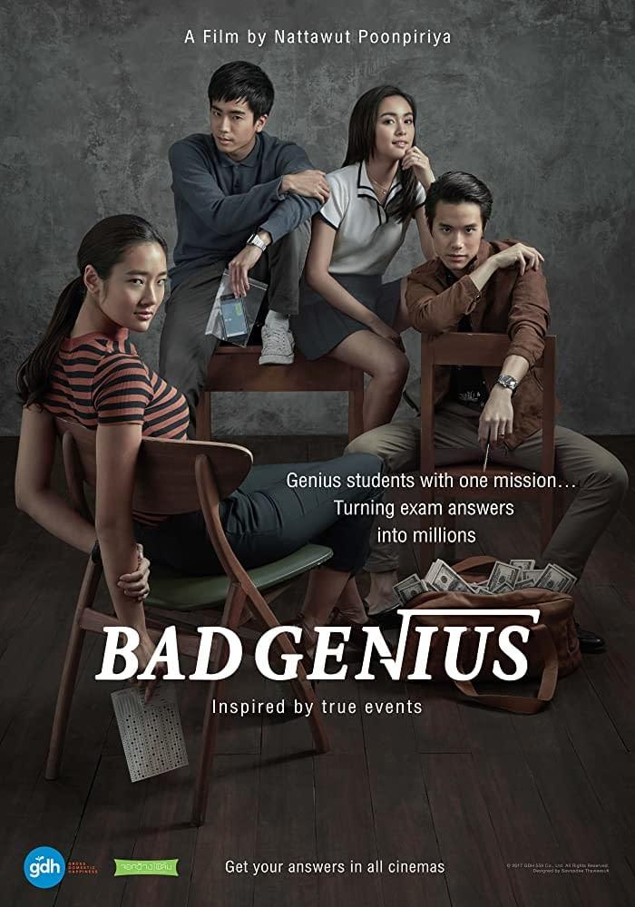 5 Asian Films on Netflix - Bad Genius