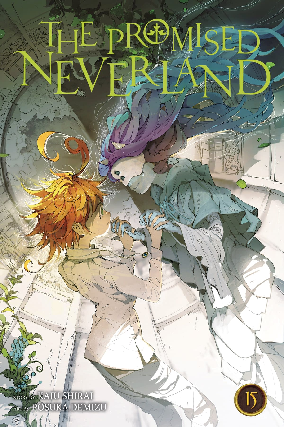 PROMISED NEVERLAND GN VOL 15