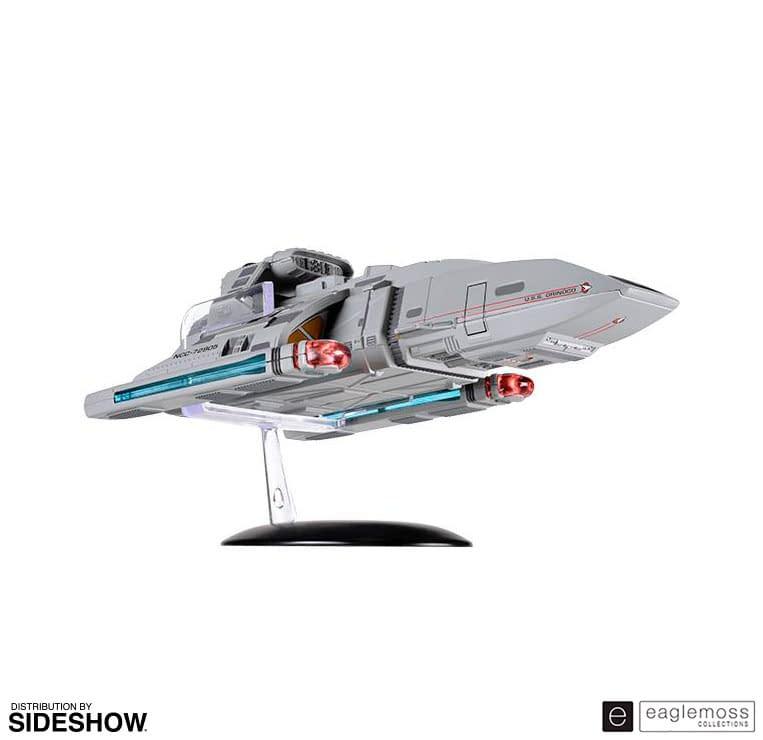 """""""Star Trek"""" Alien Ships From Eaglemoss Have Landed"""
