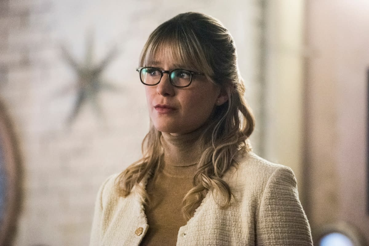 """""""Supergirl"""" Season 5 """"Reality Bytes"""": For Dreamer, It's Deadly Personal [PREVIEW]"""