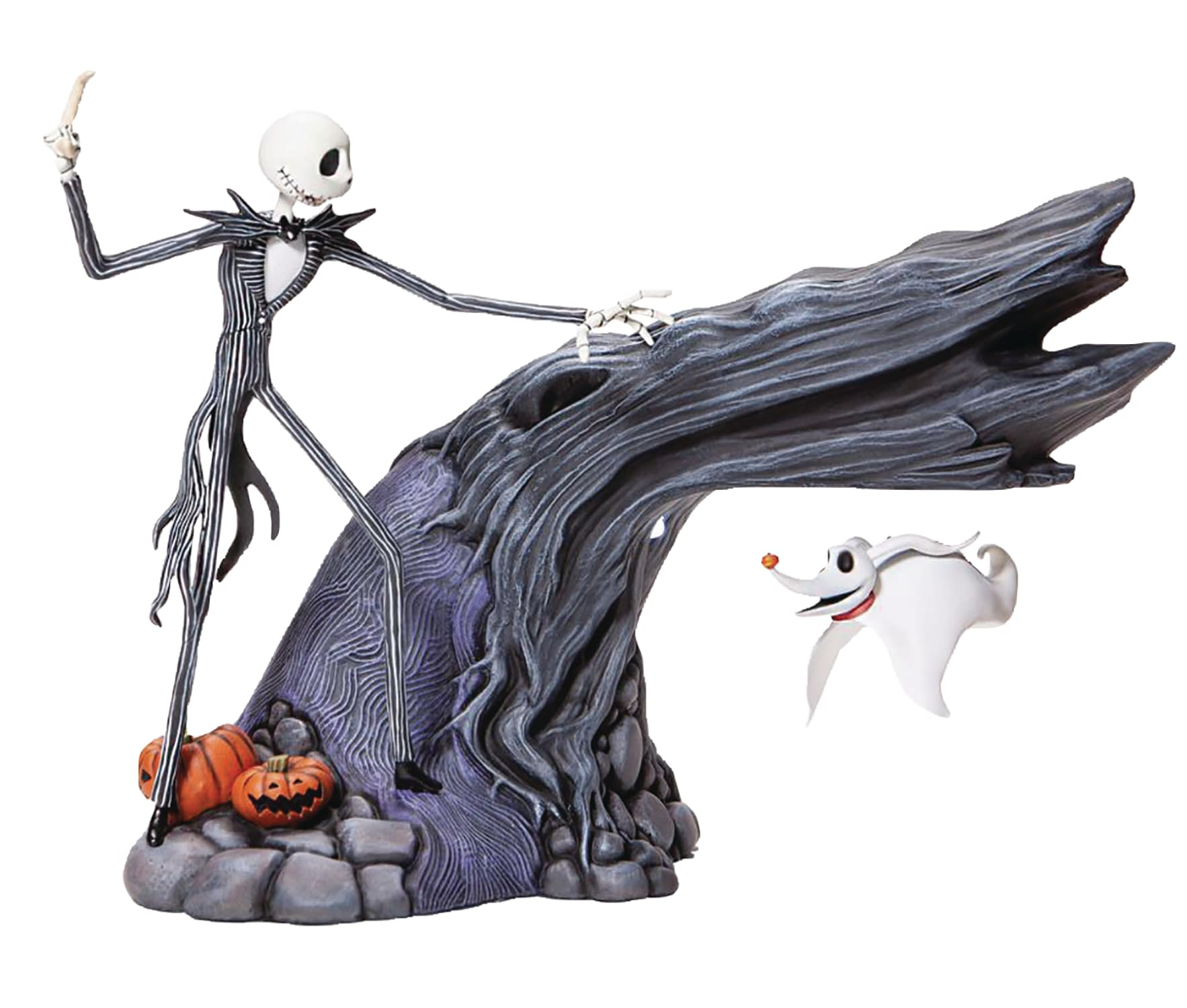 """Nightmare Before Christmas"" Gets A Delightful Statue from Enesco"