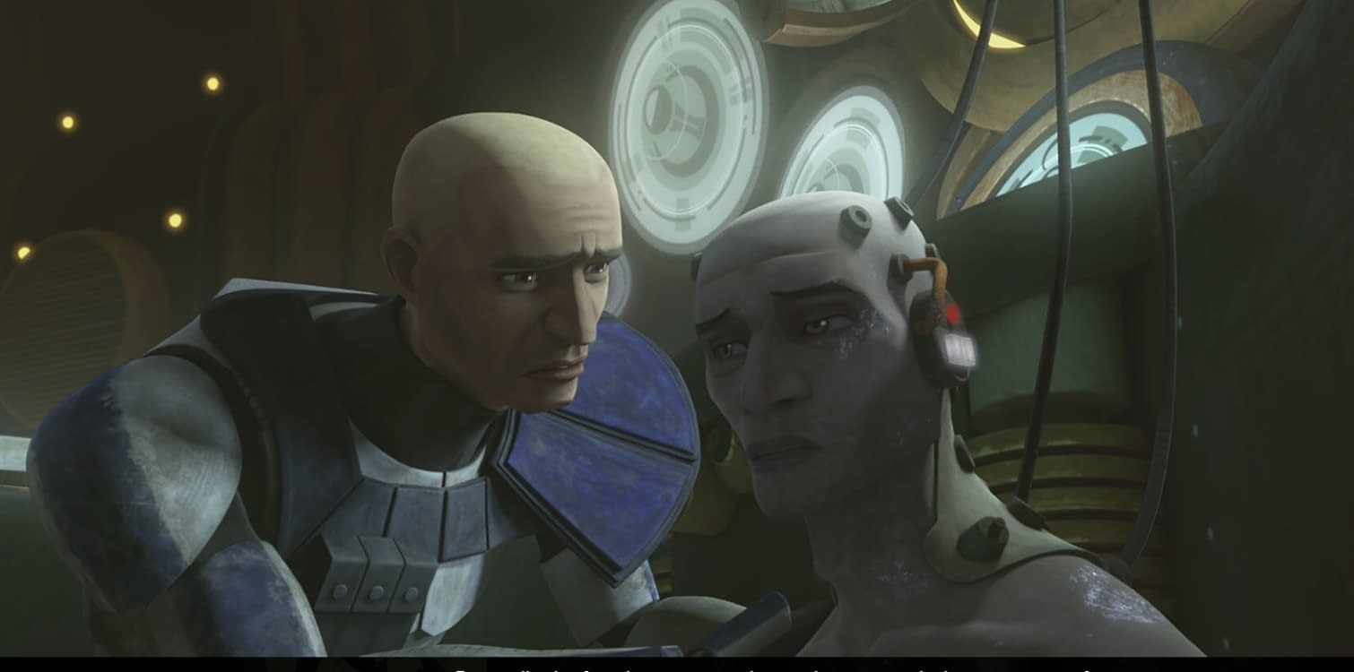 """""""Star Wars: The Clone Wars"""" - Into The Unknown """"On The Wings Of Keeradaks"""" [SPOILER REVIEW]"""