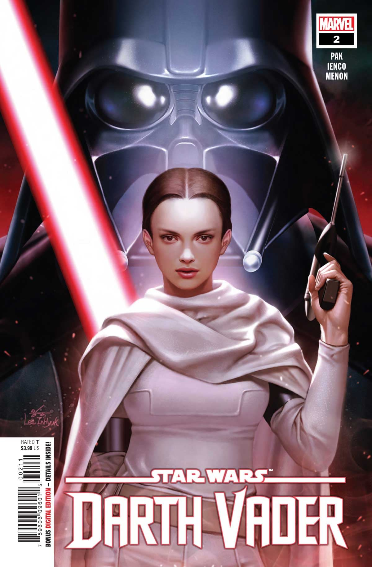 """REVIEW: Star Wars Darth Vader #2 -- """"Won't Mean As Much For People Who Can't Quote The Canon Pretty Effectively"""""""