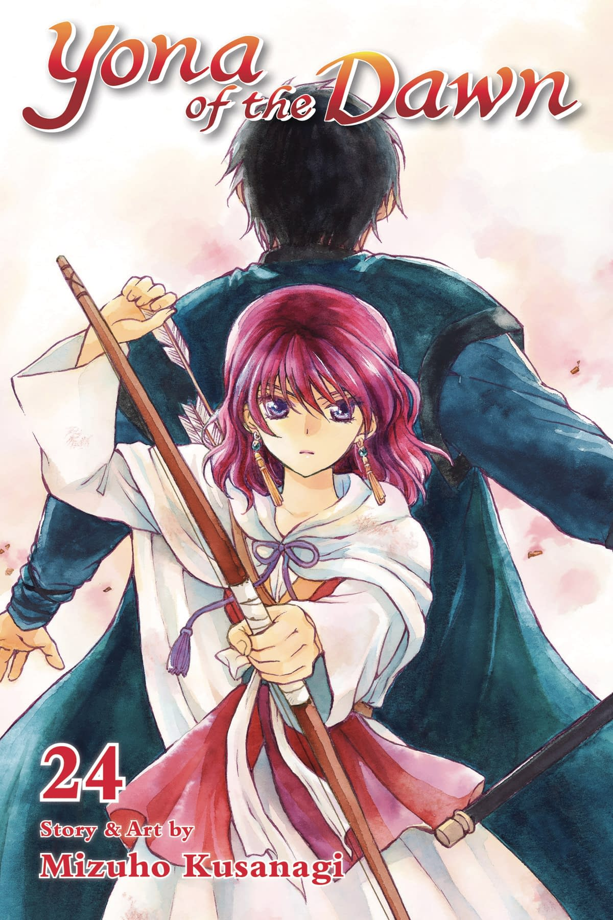 YONA OF THE DAWN GN VOL 24