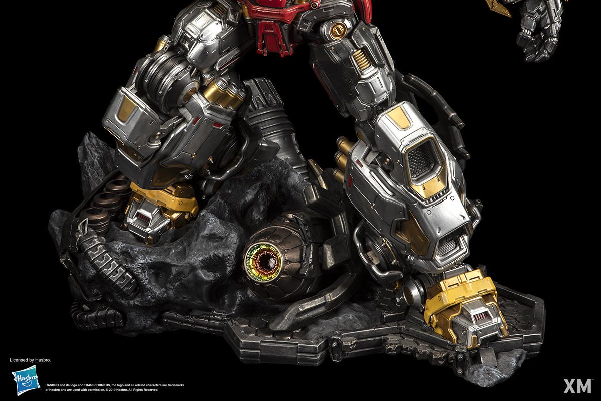 Transformers Grimlock Statue from XM Studios