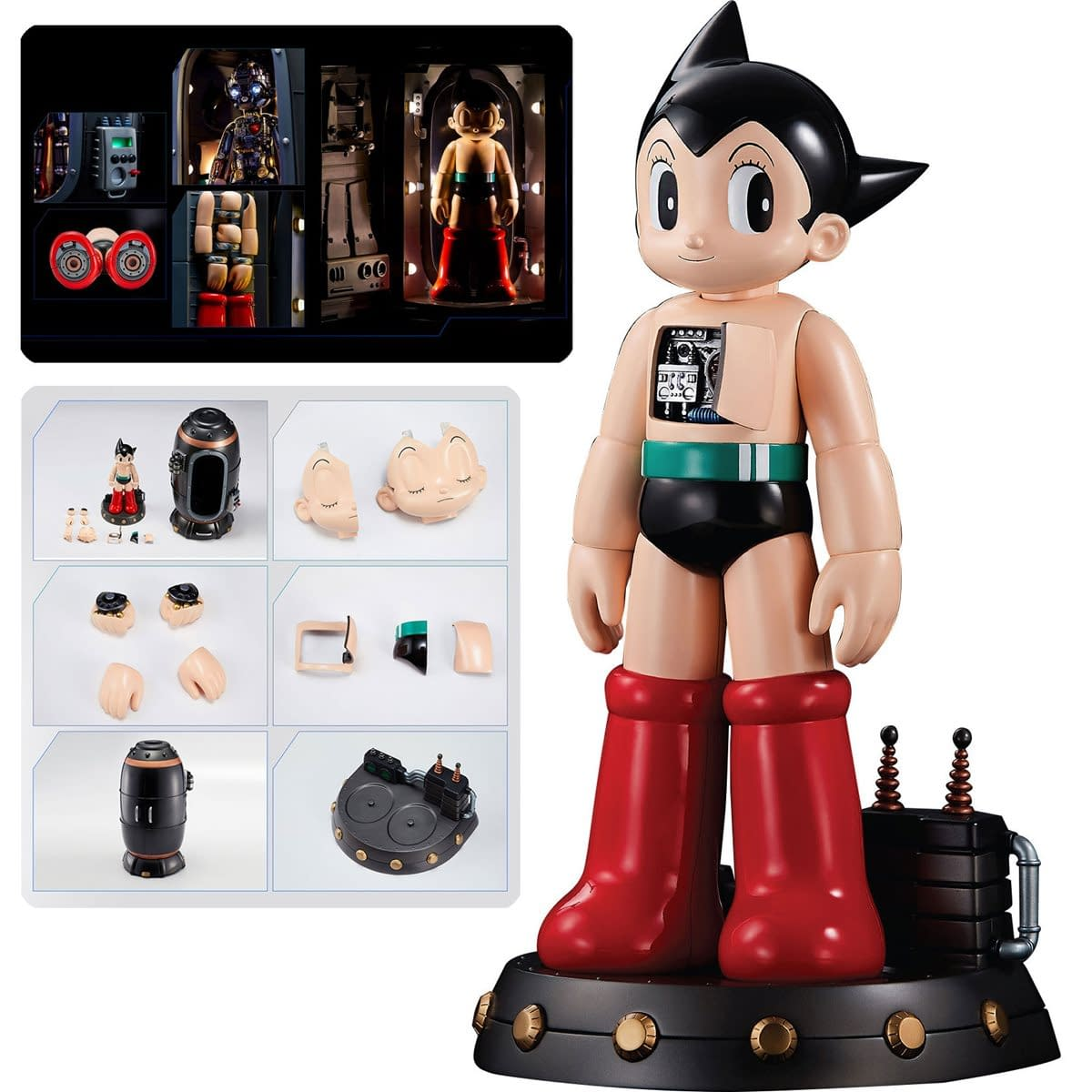 Astro Boy Deluxe Statue from Blitzway