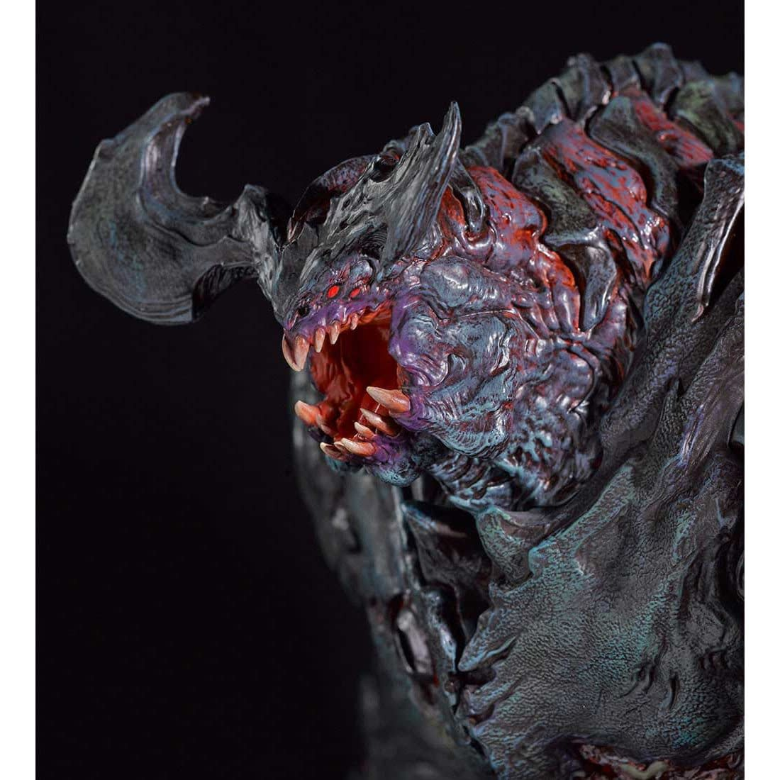 Doom Cyberdemon Statue from Gaming Heads