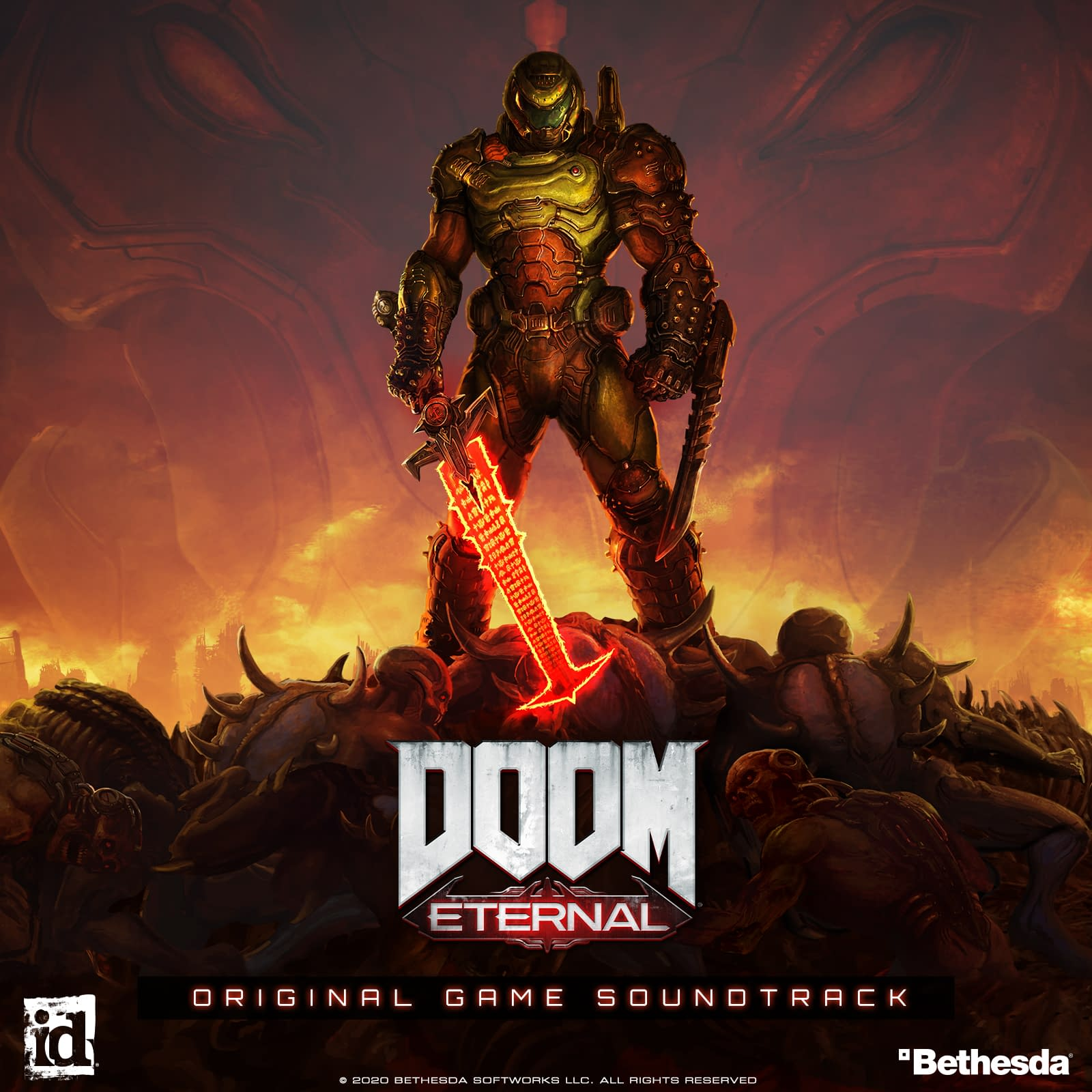 Doom Eternal S Soundtrack Is Available For The Collector S Edition
