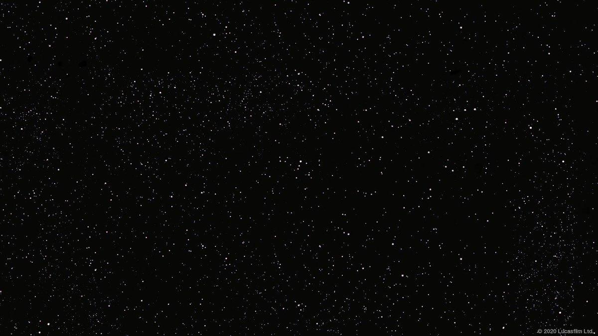 Star Wars Zoom backgrounds have arrived.