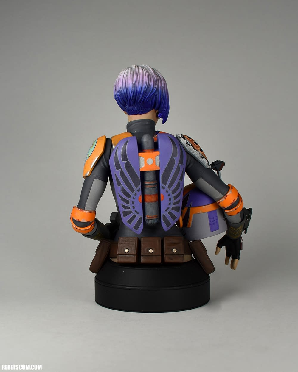 Star Wars: Rebels Sabine Wren Bust from Gentle Giant Ltd.