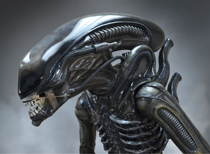 Alien Life Size Big Chap Statue from Hollywood Collectibles Group
