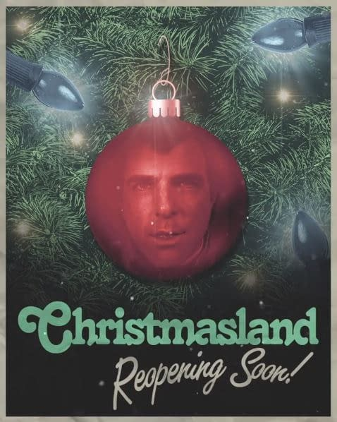 Charlie Manx wants us to know that Christmasland is reopening soon on NOS4A2, courtesy of AMC.