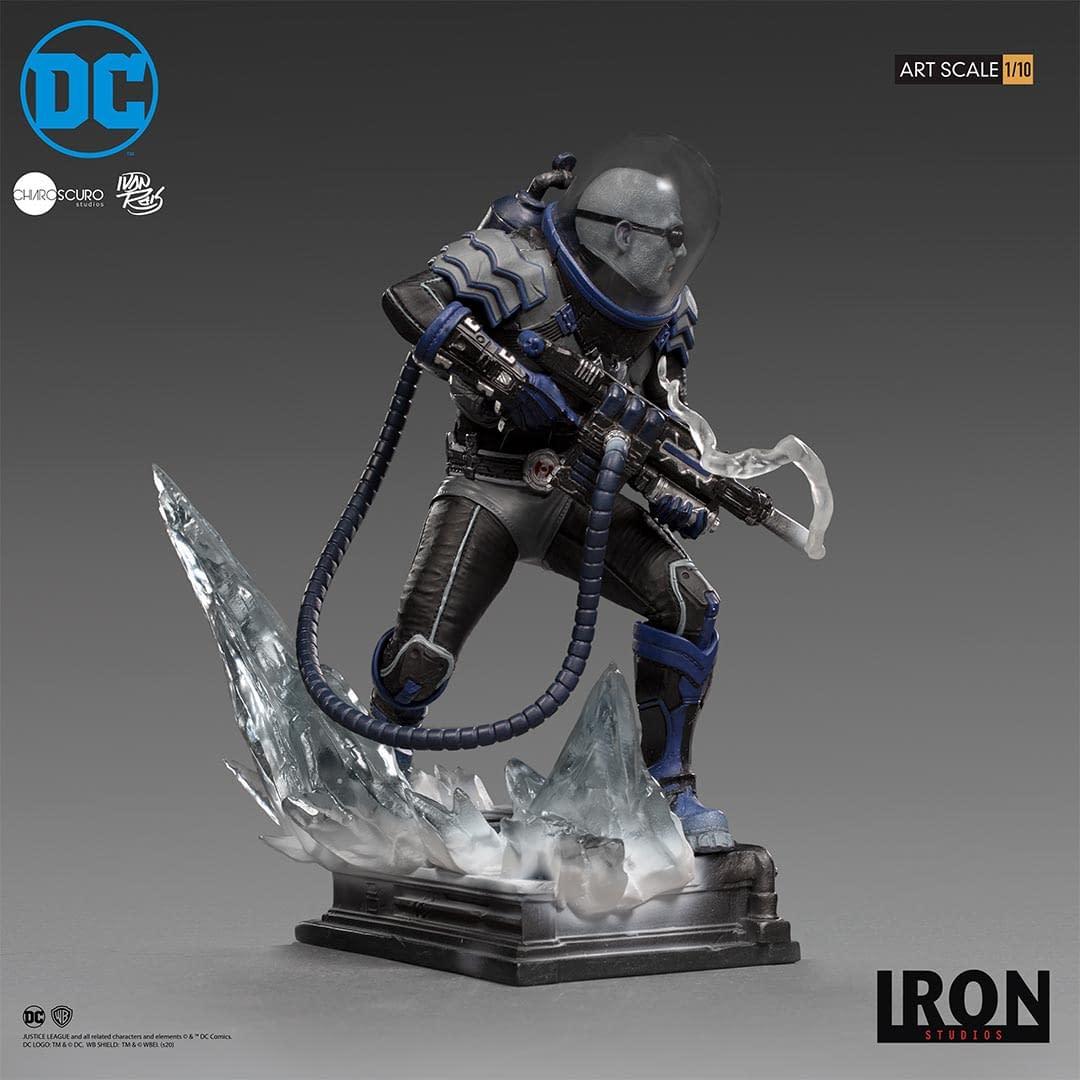 Mr. Freeze Art Scale 1/10 DC Comics Statue from Iron Studios