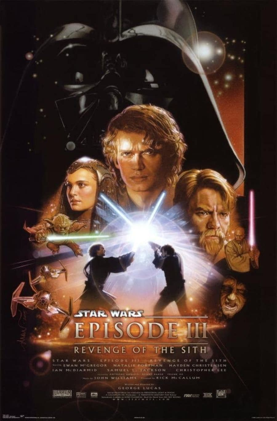 Star Wars Fans Start Petition For Extended Cut Of Revenge Of The Sith