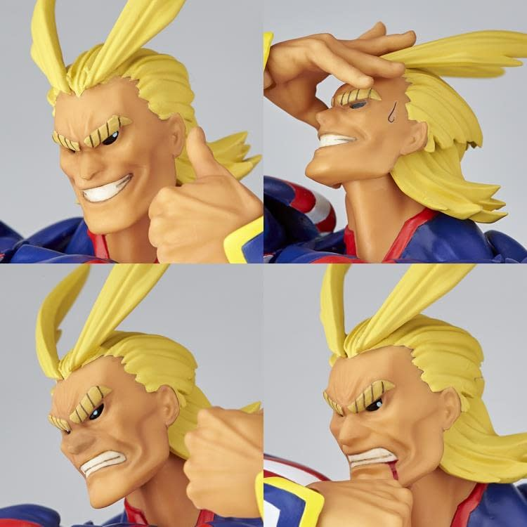 All Might is Here with New My Hero Academia Revoltech Figure