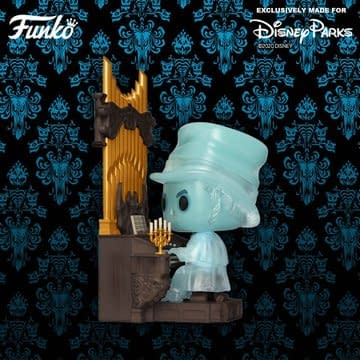 Funko Haunted Mansion Parks Exclusive