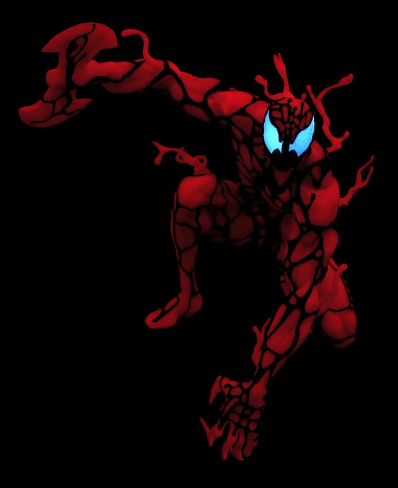 Halloween 2020 Carnage Diamond Announces Exclusives for Halloween Comicfest 2020