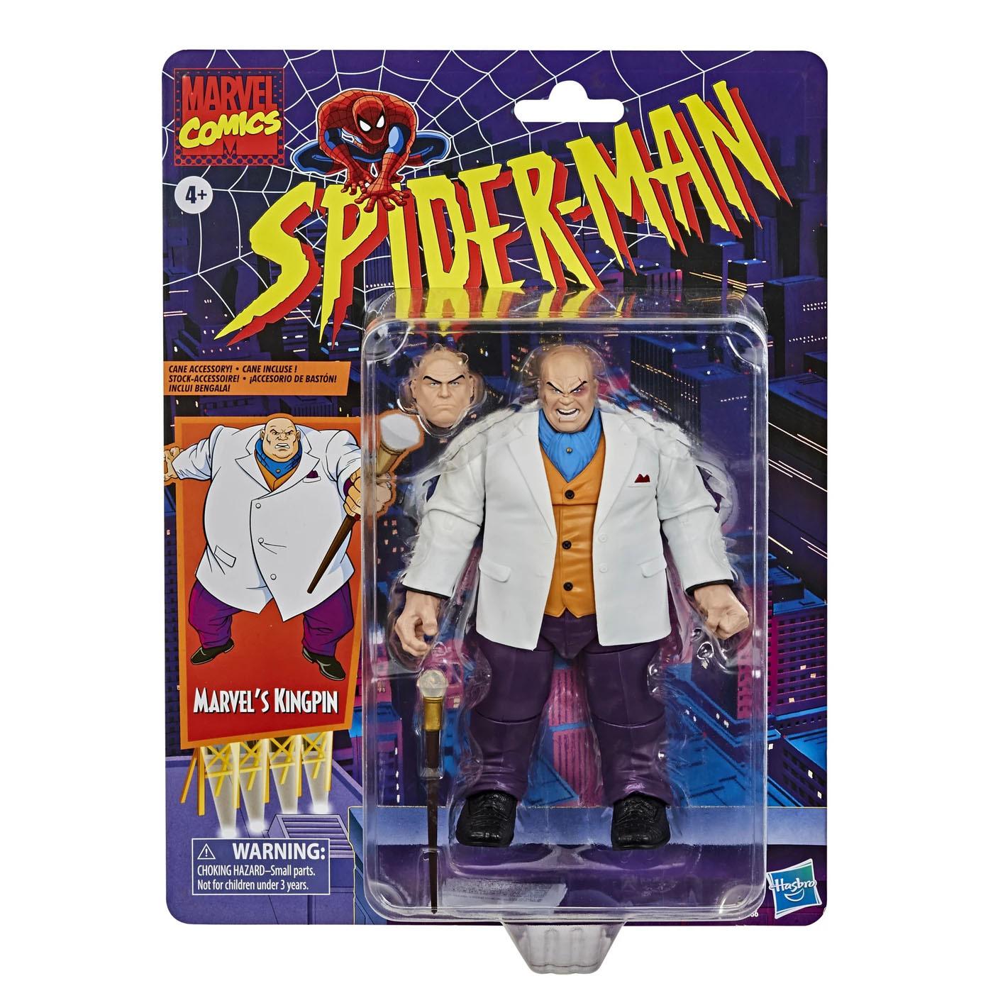 Spider-Man Hasbro Marvel Legends 6-inch Gwen Stacy Action Figure Toy Retro