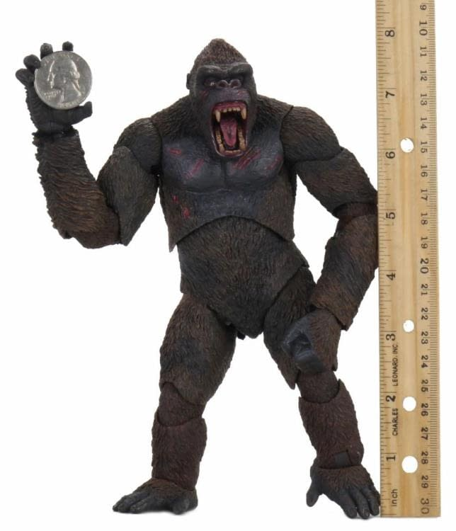 King Kong Figure Coming In September From NECA