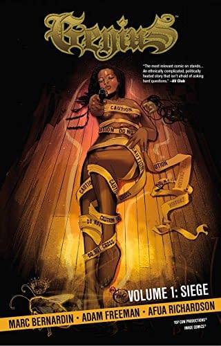 25 More Race-Related Graphic Novels That Should Top Amazon Chart.