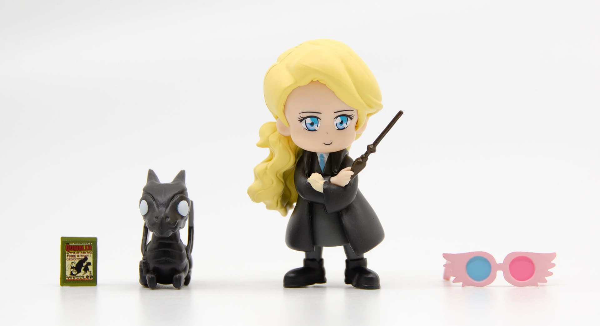 YuMe Harry Potter Capsule Toys Hit Walmart On July 17th