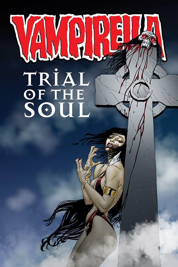 Bill Willingham Writes Vampirella in Dynamite September 2020 Solicits.