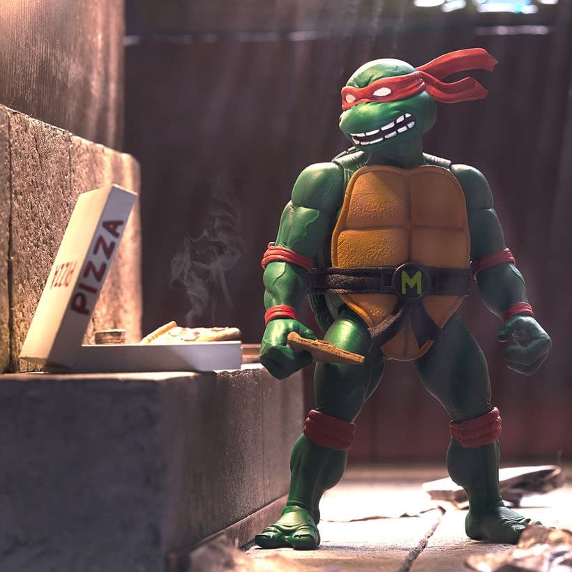 TMNT Ultimates Wave 3 Announced By Super7, Up For Order Now
