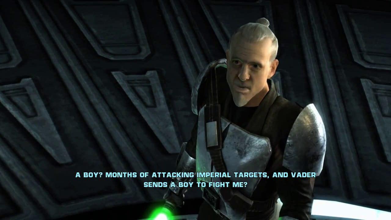STAR WARS Black Series Red Label SP Stormtrooper Commander Force Unleashed GAMES