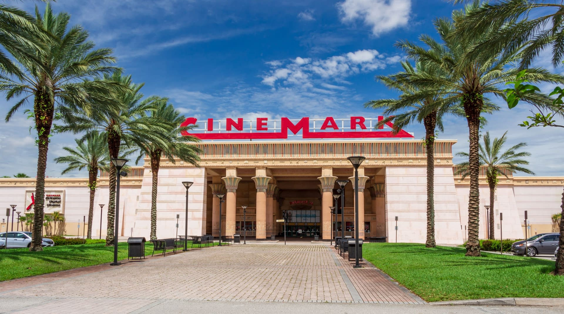 Cinemark CEO is Hopeful for the Summer With the NYC Theaters Opening