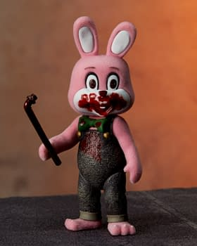 Silent Hill Robbie the Rabbit Comes to Life with Gecco