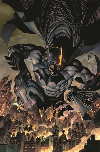 Batman #101 cover. Credit: DC Comics.
