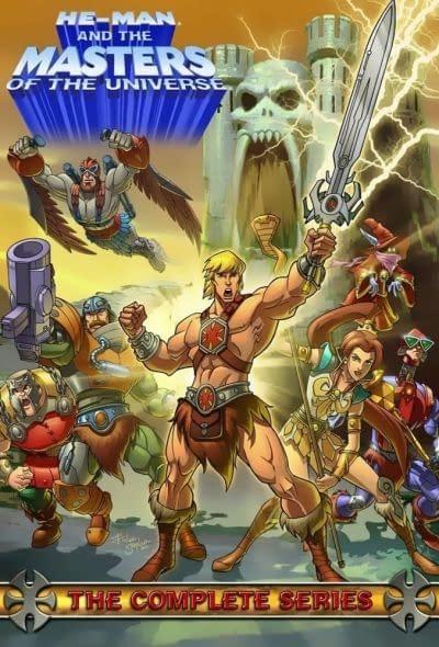 He-Man & MOTU 2002