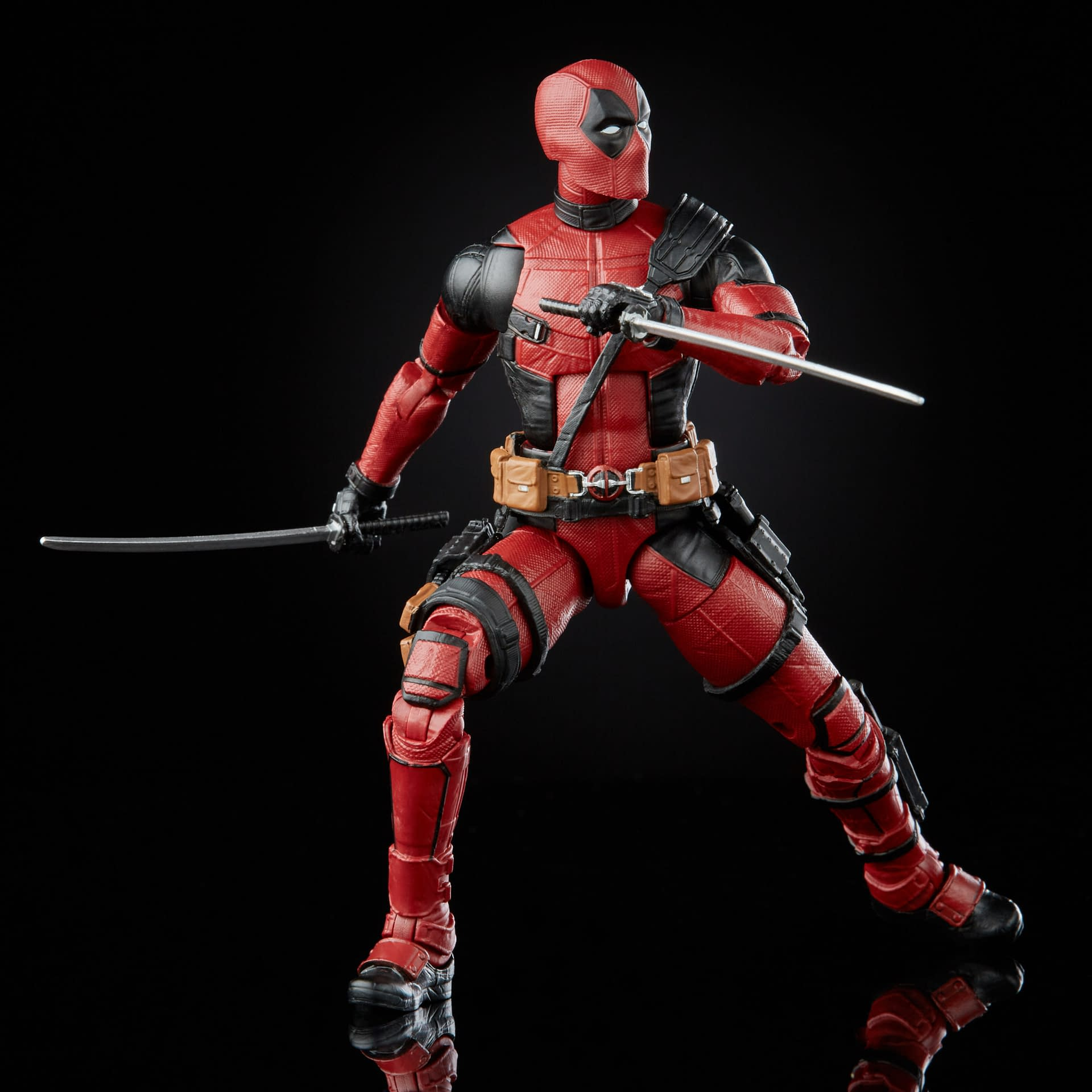 ▷ FIGURA MARVEL LEGENDS DEADPOOL
