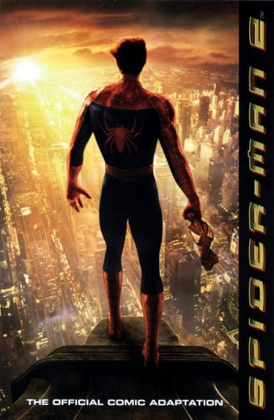 Spider-Man 2 The Movie #1 Cover